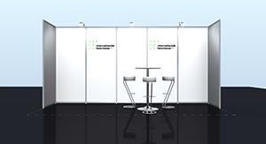 Medium Booth