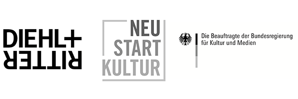 Supported by DIEHL+RITTER/TANZPAKT RECONNECT, which is funded by the German Federal Government Commissioner for Culture and the Media as part of the NEUSTART KULTUR initiative