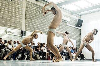 Bewerben Sie sich jetzt für das Festival-Programm der Tanzmesse 2020