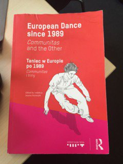 Contemporary Dance in Central and Eastern Europe – What's New, What's Not?