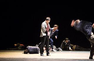 Laboratory Dance Project | NO COMMENT (© Si-nae Kim)