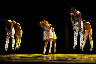 MM Contemporary Dance Company - Bolero - ©Tiziano Ghidorsi