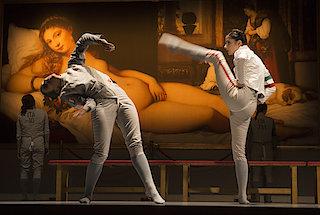 NRW-Forum Düsseldorf - internationale tanzmesse nrw 2014 ©Dmitrij Matvejev