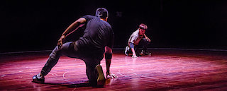 Urban Dance Art Day | Nick Power | Between Tiny Cities (© Bryony Jackson)