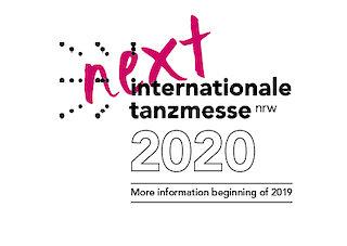 next internationale tanzmesse 2020