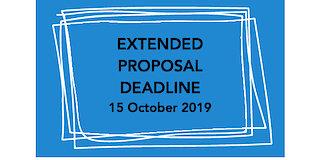 Verlängerung der Proposal-Deadline